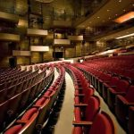 Buell Theatre Seating Upgrades
